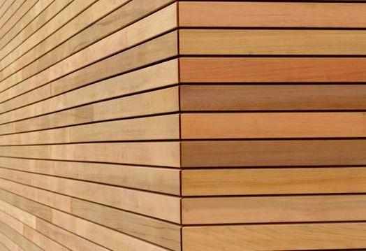 Western Red Cedar Rainscreen Cladding Sp07 Spahaus Timber