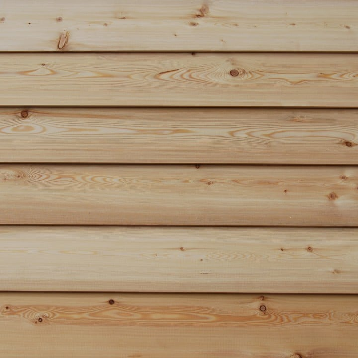 Siberian Larch Rainscreen Cladding Sp07 Spahaus Timber